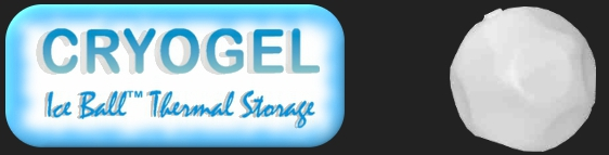 Cryogel Thermal Energy Storage